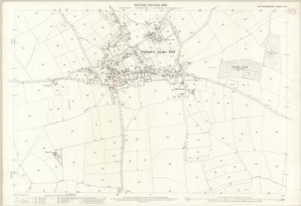 Nottinghamshire VII.5 (includes: Clayworth; Gringley On The Hill; Wiseton) - 25 Inch Map