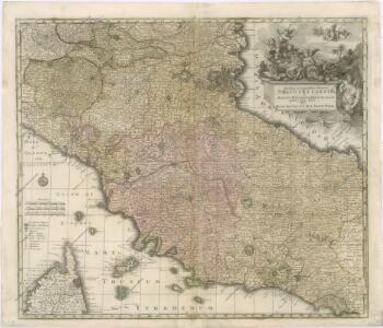 Status Ecclesiae et Magni Ducatus Hetruriae