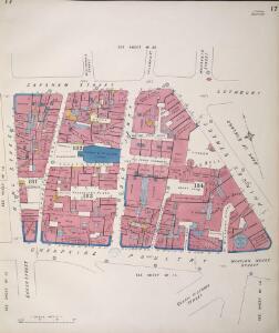 Insurance Plan of City of London Vol. I: sheet 17