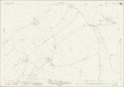 Essex (New Series 1913-) n XXXIII.16 (includes: Barnston; Great Dunmow) - 25 Inch Map