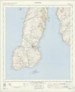 Kintyre - OS One-Inch Map