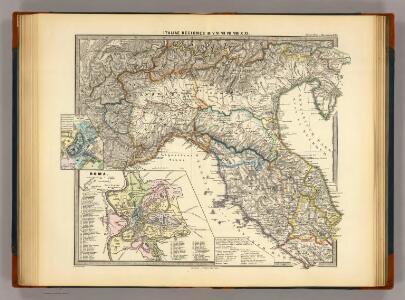 Italiae regiones IIII-XI.