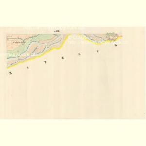 Zaschau (Zassow) - m3563-1-010 - Kaiserpflichtexemplar der Landkarten des stabilen Katasters