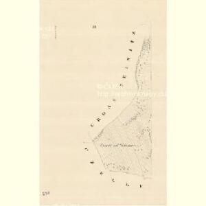 Suchonitz - m2954-1-002 - Kaiserpflichtexemplar der Landkarten des stabilen Katasters