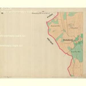 Fuchsberg - c4136-3-002 - Kaiserpflichtexemplar der Landkarten des stabilen Katasters