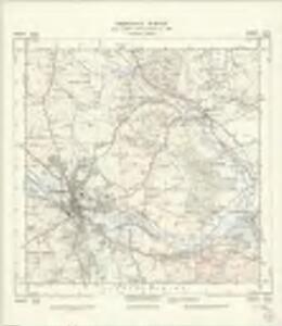 SJ92 - OS 1:25,000 Provisional Series Map