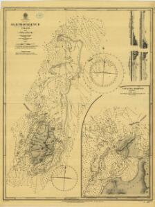 PROVIDENCIA, Caribbean Sea (Island) 1840 (1912)