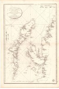 Carte particuliere de la cote occidentale d'Escosse, depuis le Cape Wrath jusqu'a la Pointe d'Ardnamurchan.