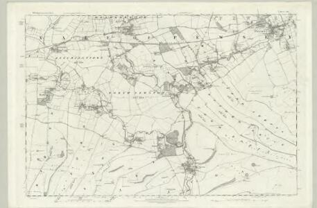 Wiltshire XXXIX - OS Six-Inch Map