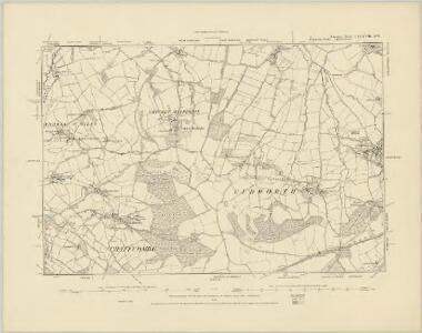Somerset LXXXIV.NE - OS Six-Inch Map