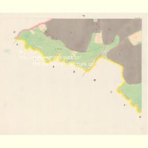 Gillowitz - c2900-1-005 - Kaiserpflichtexemplar der Landkarten des stabilen Katasters