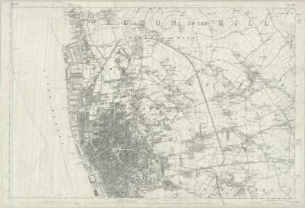 Lancashire CVI - OS Six-Inch Map