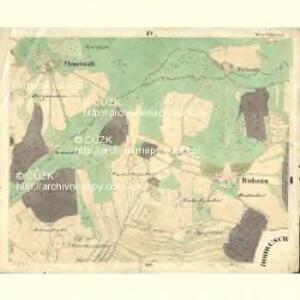 Tisch - c3678-1-008 - Kaiserpflichtexemplar der Landkarten des stabilen Katasters