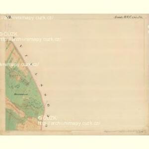 Erdberg - m0892-1-016 - Kaiserpflichtexemplar der Landkarten des stabilen Katasters