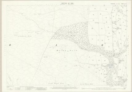 Yorkshire CLI.7 (includes: Barden) - 25 Inch Map