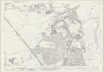 Durham L.8 (includes: Billingham; Norton; Stockton On Tees) - 25 Inch Map