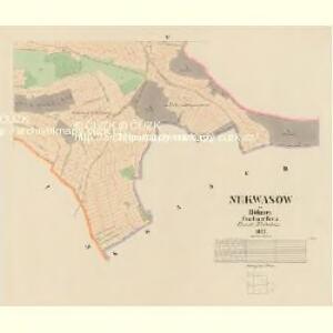 Nekwasow - c5022-1-004 - Kaiserpflichtexemplar der Landkarten des stabilen Katasters