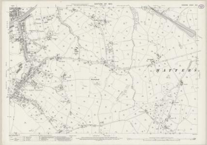 Cheshire XI.6 (includes: Bredbury and Romiley; Hyde) - 25 Inch Map