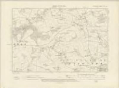 Devonshire CXXI.NE - OS Six-Inch Map