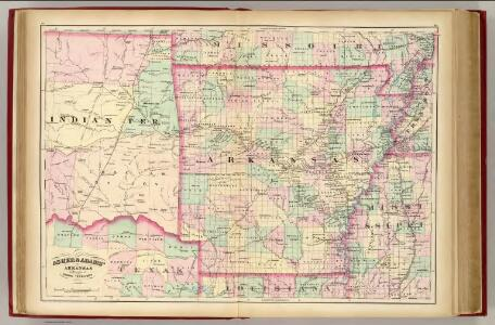 Arkansas, Indian Terr.