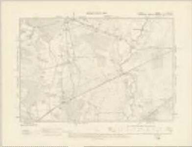 Dorset XXVI.SE - OS Six-Inch Map