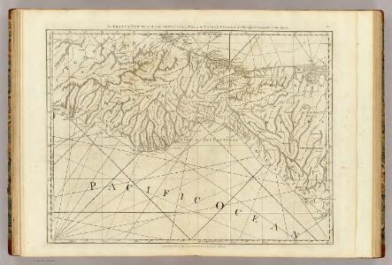 The Coast of New Spain from Neuva (i.e., Nueva) Vera Cruz to Triste Island.