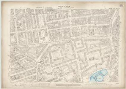 London VII.34 - OS London Town Plan