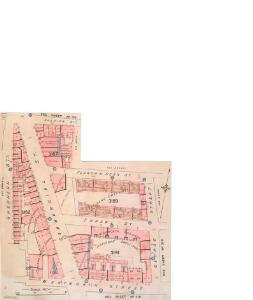 Insurance Plan of London Vol. XI: sheet 316-2