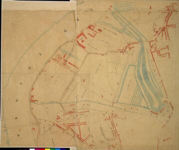 Plan of the Esate belonging to Lord Grosvenor