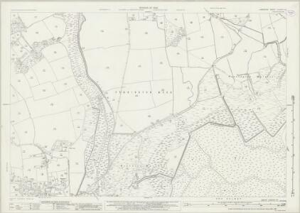 Hampshire and Isle of Wight LXXXVIII.10 (includes: Lymington) - 25 Inch Map