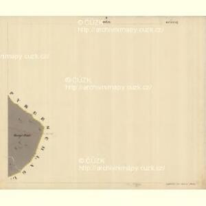 Beneschau - c0113-2-015 - Kaiserpflichtexemplar der Landkarten des stabilen Katasters