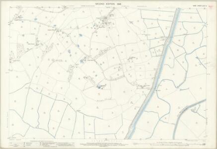 Kent LXXX.14 (includes: Stone cum Ebony) - 25 Inch Map