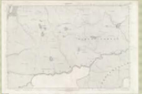 Ross and Cromarty Sheet XCVII - OS 6 Inch map