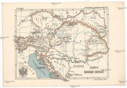 Císařství Rakousko-Uherské