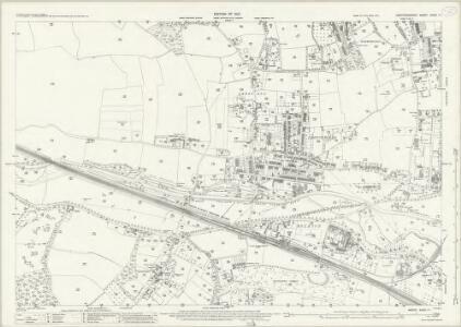 Hertfordshire XXXIII.11 (includes: Hemel Hempstead) - 25 Inch Map