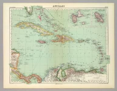Antilles.