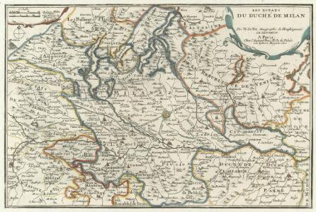 Les Estats Du Duché De Milan