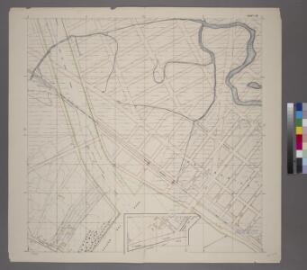 Sheet 26: Grid #20000E - 24000E, #5000N - 7000N. [Includes Bronx and Pelham Parkway, Central Avenue (Stillwell Avenue) and Baychester.]