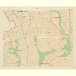 Taus (Domazlice) - c1433-1-003 - Kaiserpflichtexemplar der Landkarten des stabilen Katasters