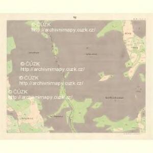 Neu Hrosenkau (Nowi Heasenkow) - m2073-1-007 - Kaiserpflichtexemplar der Landkarten des stabilen Katasters