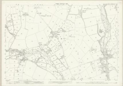 Isle of Man XIII.3 - 25 Inch Map