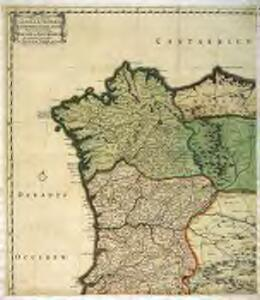 Regnorum Castellæ veteris Legionis et Gallæciæ principatuumque Biscaiæ et Asturiarum accuratissima descriptio, 1