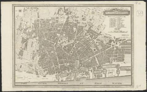 Plan of Liverpool