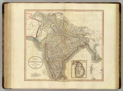 Hindoostan, Ceylon.