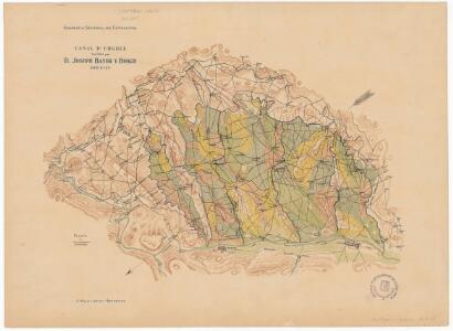 Canal d'Urgell / Facilitat per D. Joseph Bayer y Bosch ; A. Martin editor. Barcelona