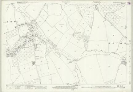 Gloucestershire VI.15 (includes: Aston Somerville; Childs Wickham; Dumbleton; Hinton on the Green; Sedgeberrow) - 25 Inch Map