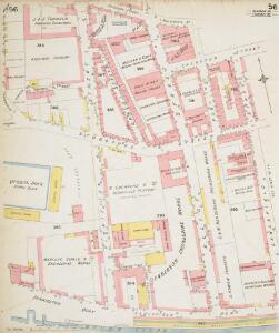 Insurance Plan of Glasgow Vol. III: sheet 56