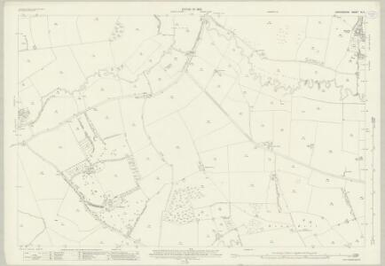 Oxfordshire IX.3 (includes: Banbury; Bloxham; Broughton; Tadmarton) - 25 Inch Map
