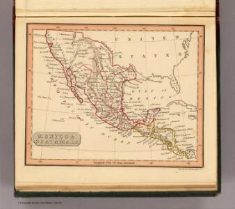 Mexico, Guatamala.