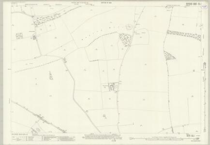 Wiltshire XXIV.1 (includes: Aldbourne; Ashbury; Baydon; Bishopstone; Lambourn) - 25 Inch Map